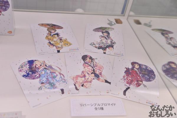 TVアニメ「ハナヤマタ」展が秋葉原で開催!原画、設定資料、台本、コラボ商品など数多く展示!_8522