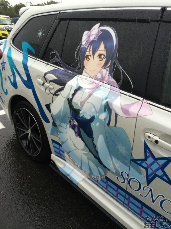 第10回痛Gふぇすたinお台場 ラブライブ! 痛車 画像_3081