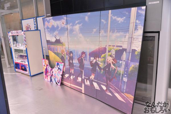 TVアニメ「ハナヤマタ」展が秋葉原で開催!原画、設定資料、台本、コラボ商品など数多く展示!_8478