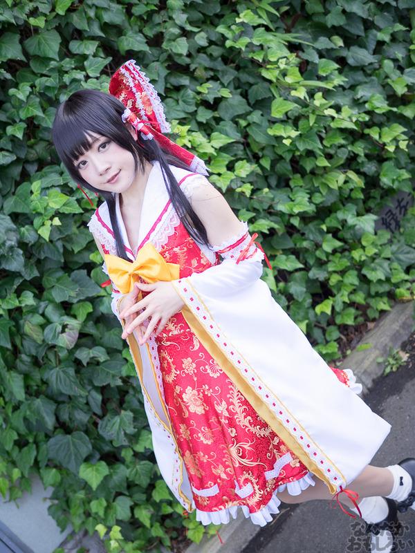 『第二回博麗神社秋季例大祭』コスプレフォトレポート0135
