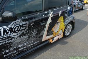 『第8回痛Gふぇすた』アイドルマスターの痛車フォトレポート_0410