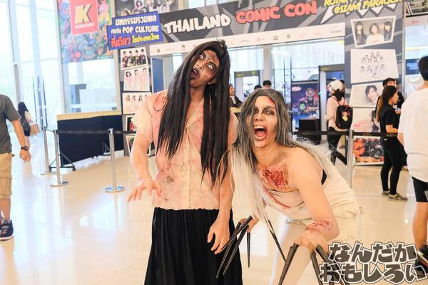 タイのコスプレイヤーが集結!タイイベント『Thailand Comic Con(TCC)』コスプレレポート8828