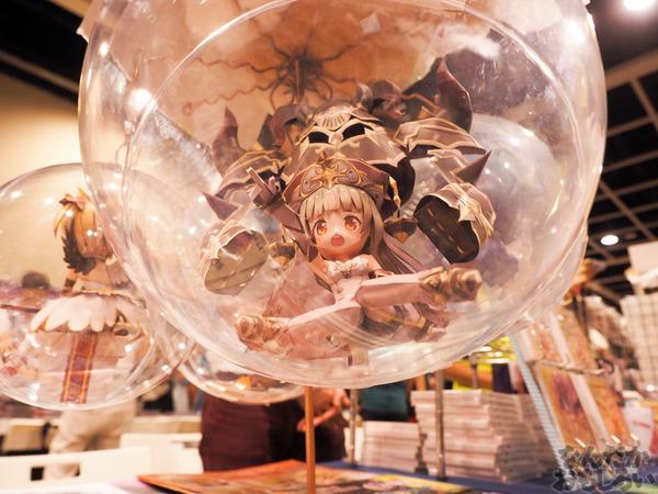 香港同人イベント『Creative Paradise 03』話題沸騰の超クオリティの「白猫プロジェクト」ペーパークラフトがヤバイ!_0223