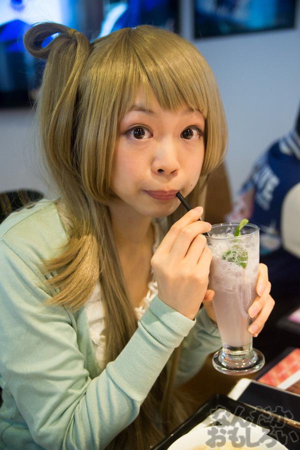 ラブライブ!×香港youme cafeのカフェ写真画像フォトレポート_6839