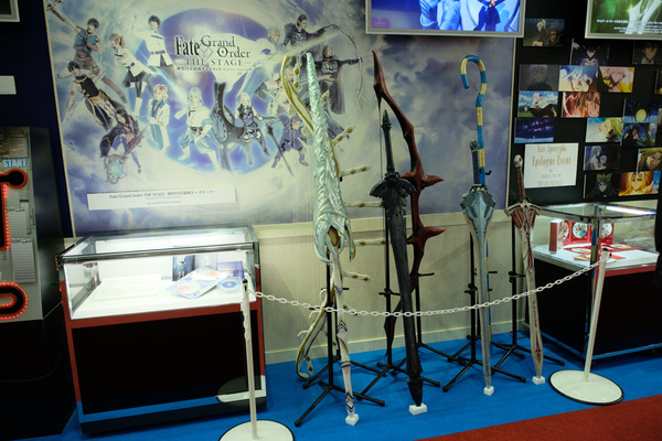 『FGO』AnimeJapan2018の大規模ブース展開をレポートでお届け-54