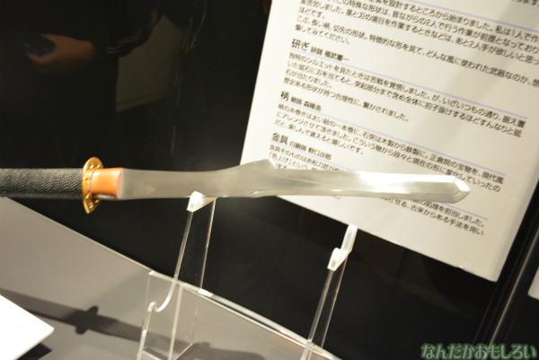 『ヱヴァンゲリヲンと日本刀展』フォトレポート_0916