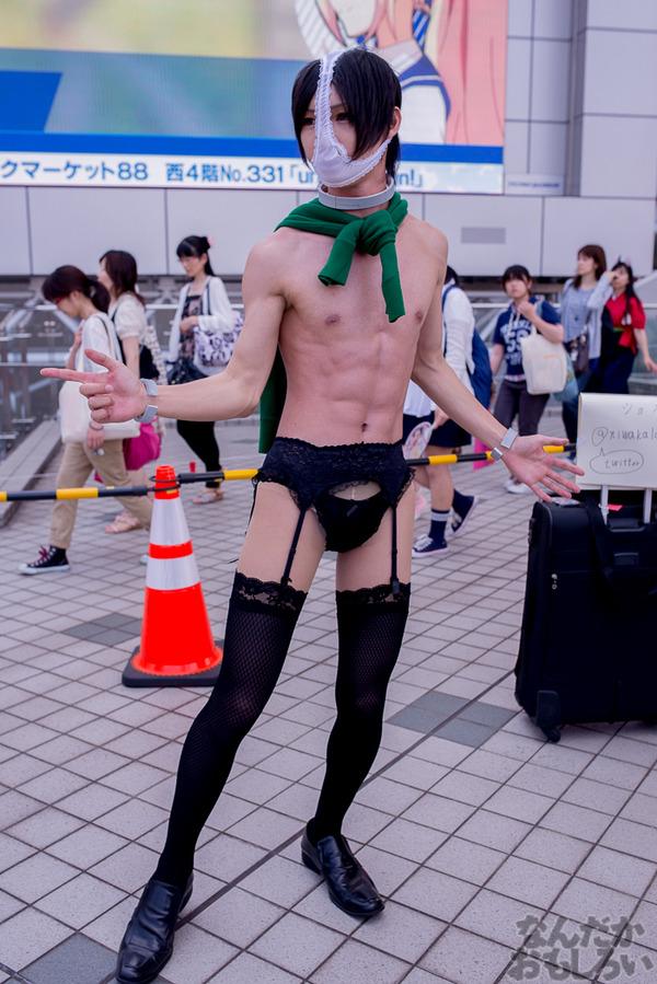 『コミケ88』2日目コスプレ画像まとめ_9051