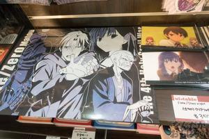 『Fate/stay night[UBW]』展示会の写真画像フォトレポート_02087