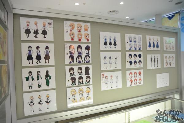 秋葉原で開催『TVアニメごちうさ展』フォトレポート_0254