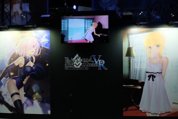 『FGO』AnimeJapan2018の大規模ブース展開をレポートでお届け-37