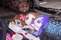 秋葉原UDX駐車場のアイドルマスター・デレマス痛車オフ会の写真画像_6500