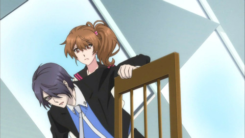 BROTHERS CONFLICT第7話感想8  『BROTHERS CONFLICT』メイド姿