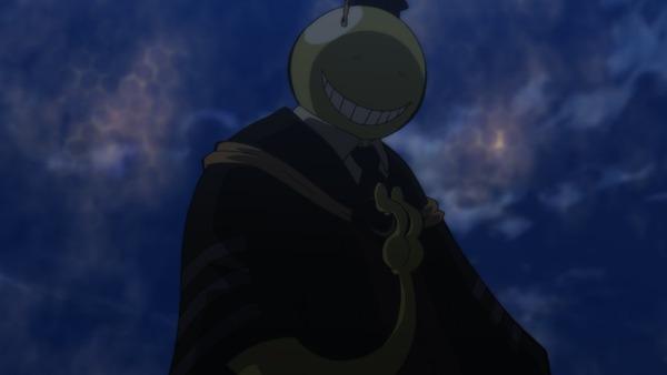 アニメ『暗殺教室 第2期』第21話感想(ネタバレあり)2