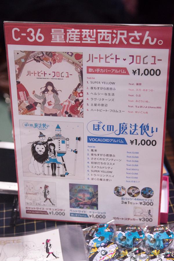 京都で開催『ボーカロイド×艦これ』合同同人即売会フォトレポート_7358