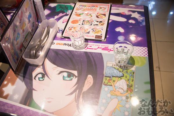 ラブライブ!×香港youme cafeのカフェ写真画像フォトレポート_6765