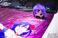 秋葉原UDX駐車場のアイドルマスター・デレマス痛車オフ会の写真画像_6627
