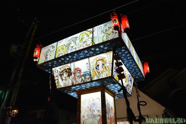 『鷲宮 土師祭2013』らき☆すた神輿_0767