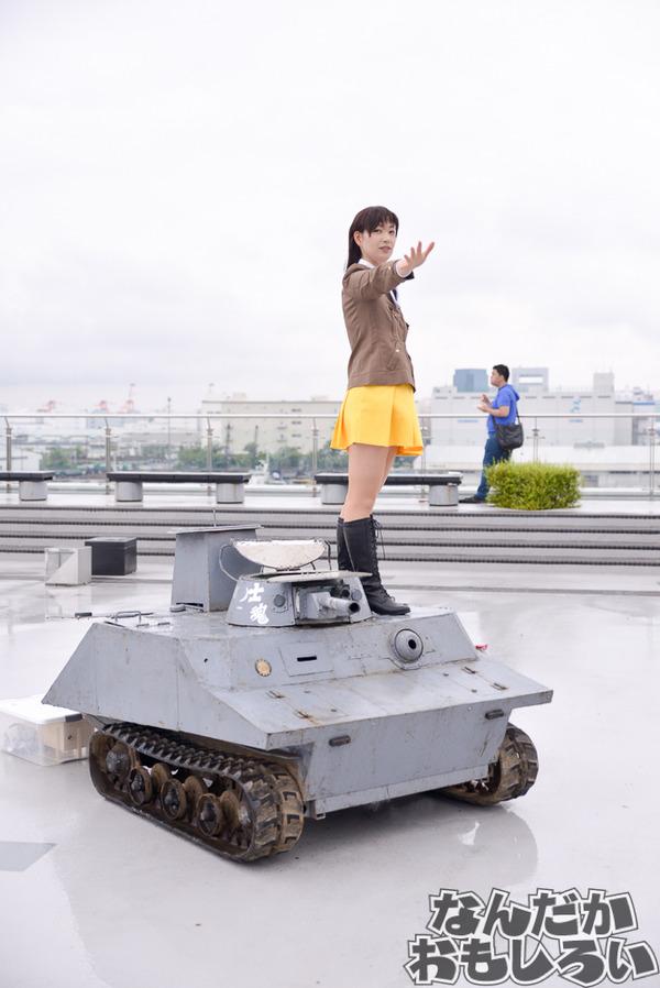 『砲雷撃戦合同演習&ぱんっあふぉー!8』艦これ&ガルパンコスプレレポート_9455