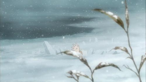 『蟲師 続章』第3話「雪の下」感想まとめ3