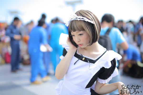 夏コミ コミケ86 コスプレ画像_6608