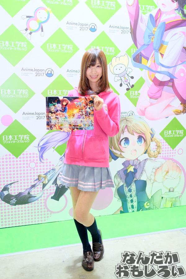 『AnimeJapan 2017』FGO&けものフレンズ大人気!1日目のコスプレレポートをお届け0183