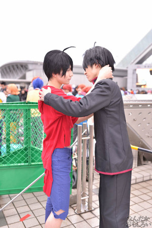 コミケ87 2日目 コスプレ 写真画像 レポート_4519