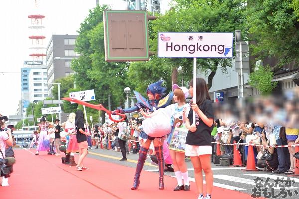 26カ国参加!『世界コスプレサミット2014』各国代表のレイヤーさんが名古屋市内をパレード_0200