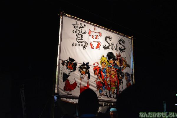 『鷲宮 土師祭2013』らき☆すた神輿_0831