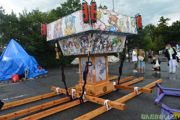 『鷲宮 土師祭2013』ゲリラ雷雨の様子_0672