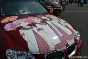 『第8回痛Gふぇすた』アニメの痛車フォトレポート0590