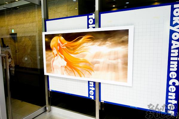 TVアニメ放送中「Charlotte」の貴重な原画を大量展示した展示会がアキバで開催!早速会場の様子をお届け_3556