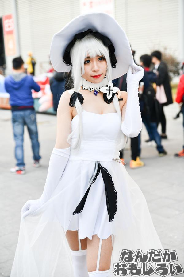 『上海ComiCup21』1日目のコスプレレポート 「FGO」「アズレン」「宝石の国」が目立つイベントに_2127