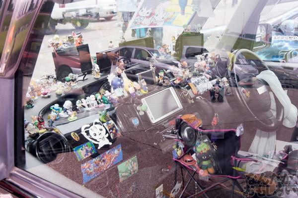 『第10回足利ひめたま痛車祭』男性キャラメインの痛車 「Free!」「ジョジョ」お兄様からアスランまで_4159