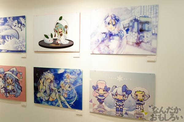 東京で雪ミクに出会える「SNOW MIKU東京展」初開催!_00792