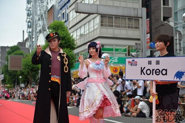 26カ国参加!『世界コスプレサミット2014』各国代表のレイヤーさんが名古屋市内をパレード_0334