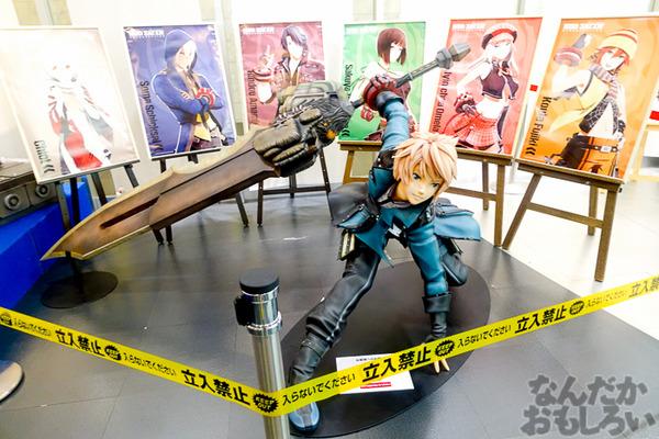 等身大オウガテイルや武器、貴重なアニメ資料も!『GOD EATER』展が秋葉原で開催中!早速その様子をフォトレポート