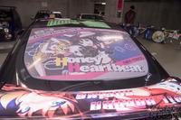 秋葉原UDX駐車場のアイドルマスター・デレマス痛車オフ会の写真画像_6438