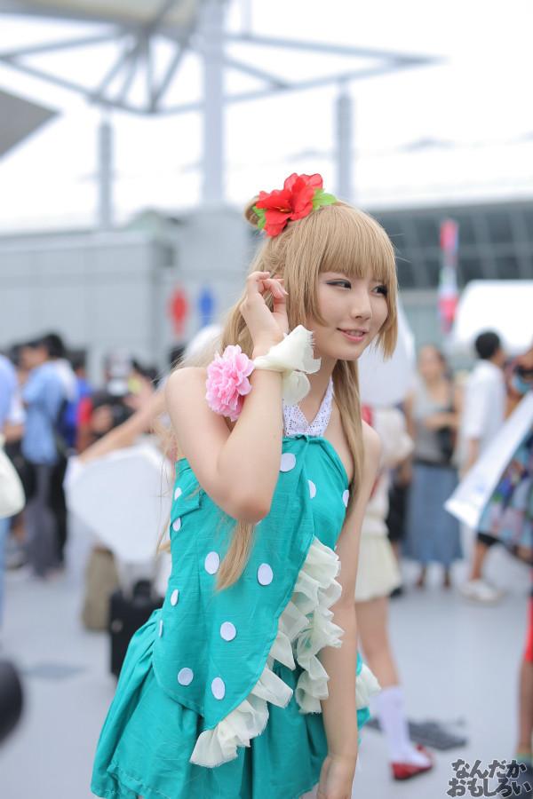 夏コミ コミケ86 コスプレ画像_6415