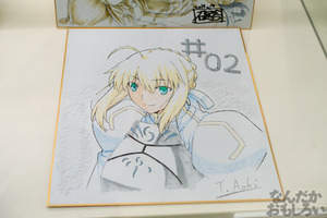 『Fate/stay night[UBW]』展示会の写真画像フォトレポート_02069