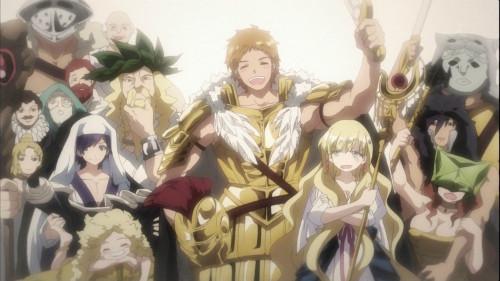 マギ The Kingdom of magic 第20話感想 6