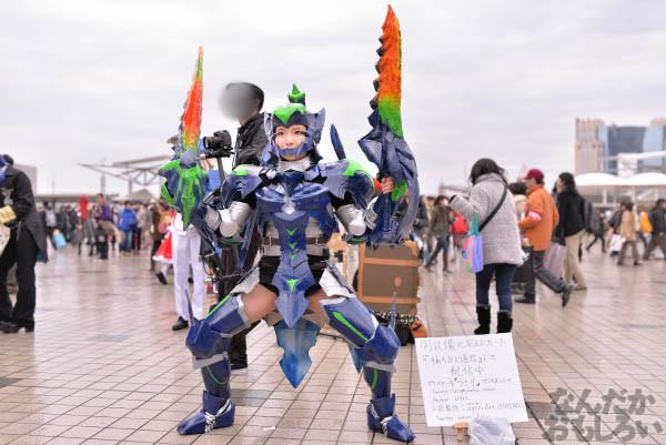 コミケ87 2日目 コスプレ 写真画像 レポート_4617