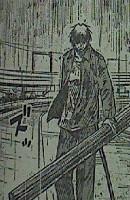 『彼岸島 48日後…』第1話画像・感想5