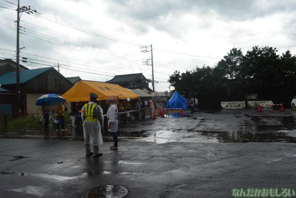 『鷲宮 土師祭2013』ゲリラ雷雨の様子_0662