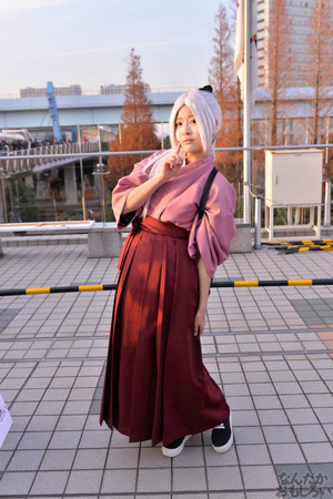 コミケ87 コスプレ 画像写真 レポート_4190