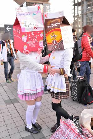 コミケ87 コスプレ 画像写真 レポート_4173