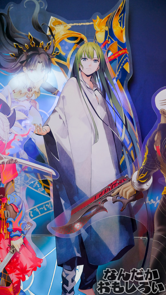 『Fate/Grand Order』アニメジャパンのFGOブースやFGO関連情報2229