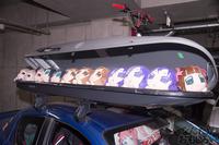 秋葉原UDX駐車場のアイドルマスター・デレマス痛車オフ会の写真画像_6490