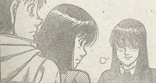 『はじめの一歩』第1212話感想(ネタバレあり)