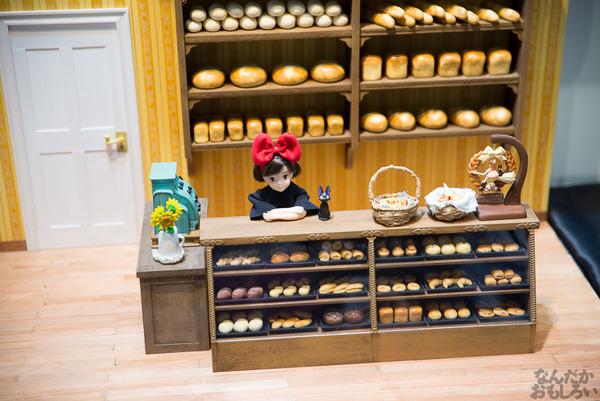 『東京おもちゃショー2016』魔女の宅急便のキキが初コレクションドールに!「グーチョキパン店で店番をするキキ」の特別展示_7835