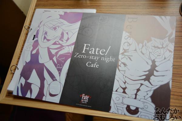 「Zero」「stay night」のコラボカフェ『Fate/Zero~stay night Cafe』フォトレポート_0435